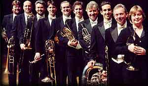 The London Brass